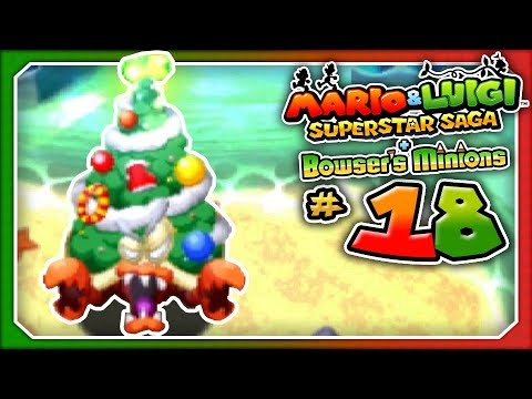 Mario & Luigi: Superstar Saga + Bowser's Minions - Part 18: Two Beanstar Pieces! (3DS)