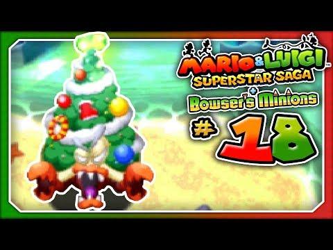 Mario Luigi Superstar Saga Bowser S Minions Part 18 Two Beanstar Pieces 3ds