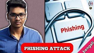What is Phishing Attack, Spear Phishing, Whaling?(in Bengali)| ফিশিং অ্যাটাক কি?| #bkh|