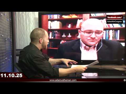 "AVTM + Stephan Kinsella: ""Intellectual Property"" vs The 4th Amendment"