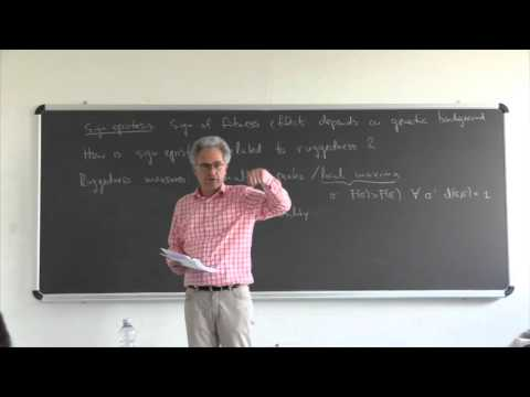 J. Krug. Statistical Physics of Biological Evolution 6