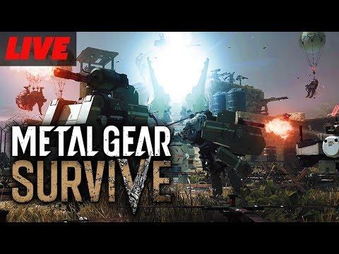 What Metal Gear Survive Looks Like 10 Hours In
