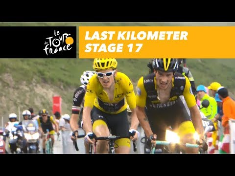 Last kilometer - Stage 17 - Tour de France 2018