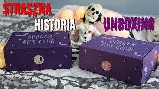 Paranormalna historia widza & Unboxing DWÓCH Spookyboxów!