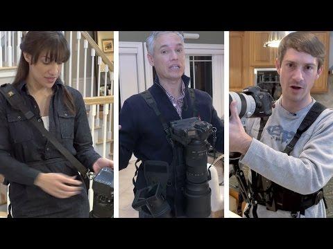 Camera Strap Review: Black Rapid, Cotton Carrier, Peak Design & More!