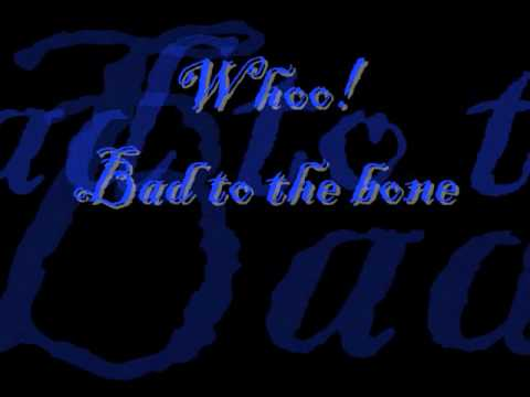 bad-to-the-bone-lyrics