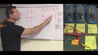 EEVblog #1157 - Transistor Zener Clamp Circuit thumbnail