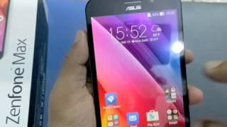 Hindi - ASUS ZenFone Max Camera Battery and Full Review