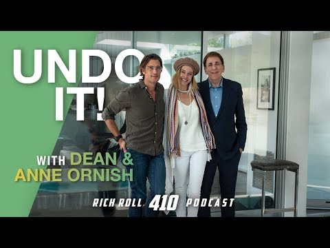Dr. Dean and Anne Ornish Want You To Live Better | Rich Roll ...
