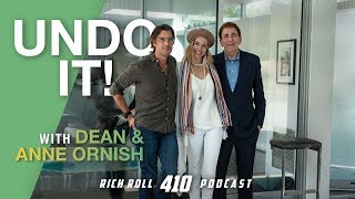 Dr. Dean And Anne Ornish Want You To  Better  Rich Roll Podcast