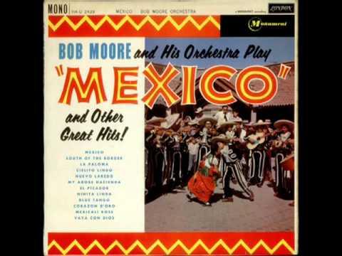 BOB MOORE.........Mexico (face 2)