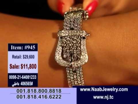 Naab Jewelry TV Show Episode-211, NAAB TV, NJ, JEWELRY SHOW, DIAMOND