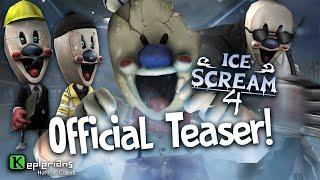 Ice Scream 4: Фабрика Рода
