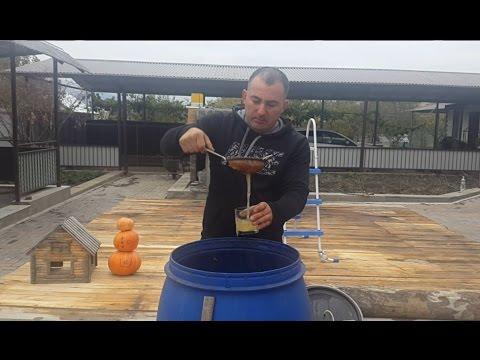 Как из яблок сделать яблочное вино 847
