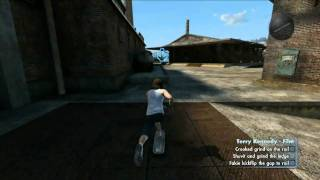Skate 3 - Kill Them All: Terry Kennedy