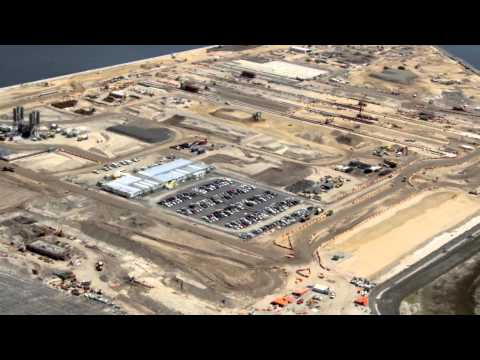 Port Botany Terminal Project