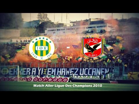Jsk vs Al Ahly – Match Aller Ligue des champions 2010 (Part1)