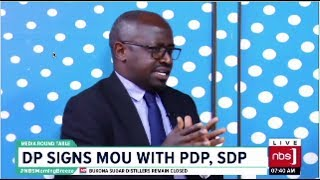 """DPAlliance #NBSUpdates #NBSMorningBreeze """"For more of these videos,..."""