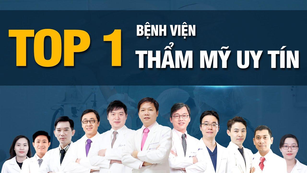 Đây là lý do tại sao Bệnh viện thẩm mỹ JW đạt TOP #1 duy nhất TP. HCM