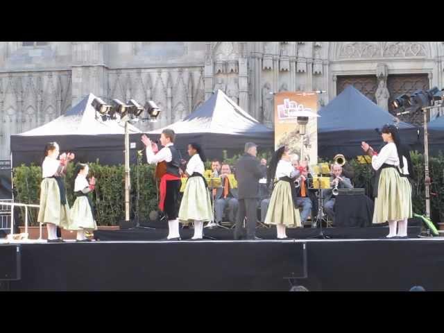 Les Festes de Santa Eulàlia Barcelona