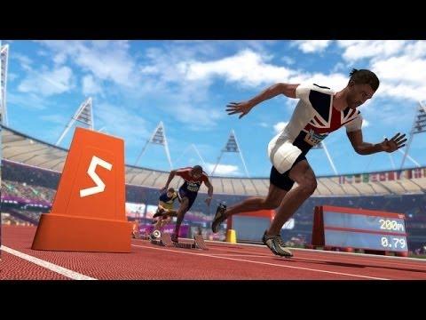Обзор на игру  -  London 2012 : Олимпийские игры ( часть 1 )