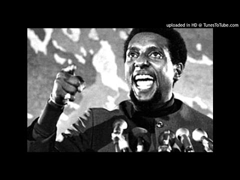 Stokely Carmichael At Free Huey Rally (April 18, 1968) Part 1-6