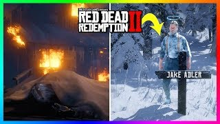 The REAL Reason Why Sadie Adler's Husband Doesn't Have A Grave To Visit In Red Dead Redemption 2!