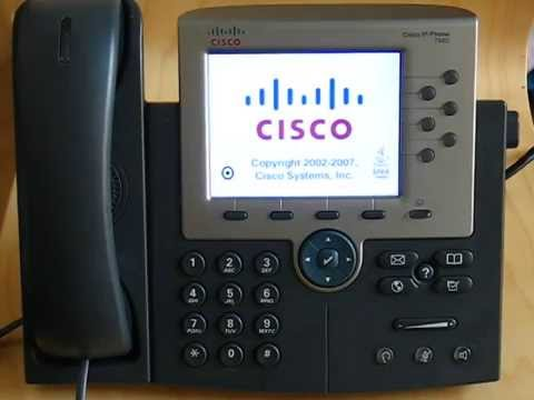 Cisco IP Phone 7965 - fail to boot-up after a power cycle (1)