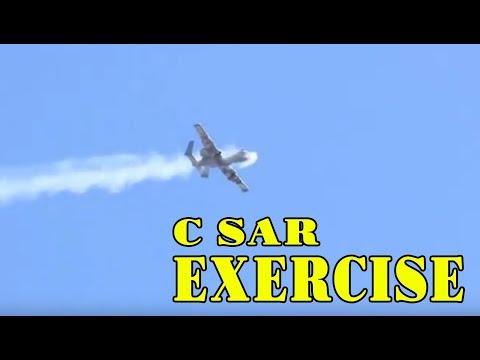C SAR Exercise 2016