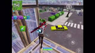 SOLO VS SQUADS HIGHLIGHTS 🔥!!! DESTROYING BOTS 🤖!!! Fortnite Mobile (en)