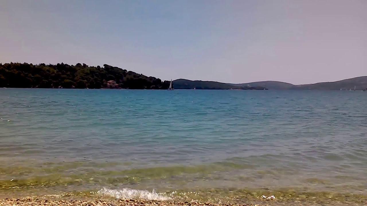 Nydri Lefkada Beach 2015 Youtube