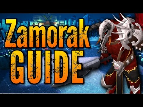 Runescape - Zamorak God Wars Guide - 60 Kills/Hr & 450K+ XP/Hr