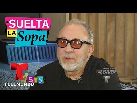 Emilio Estefan contó cómo conoció a Gloria Estefan | Suelta La Sopa | Entretenimiento