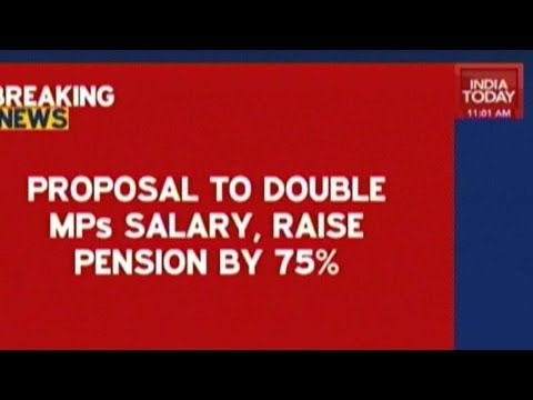 Members Of Parliament Have Proposed To Double Their Salary, Raise Pension