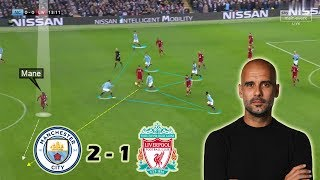 The Battle of Two Tactical Geniuses | Man City vs Liverpool 2-1 | Tactical Analysis