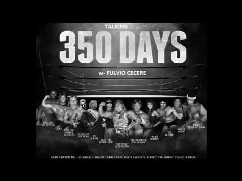 Talking 350 Days w Director Fulvio Cecere & Extreme Rules P