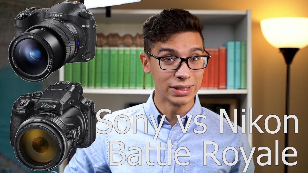 Sony RX10 IV vs Nikon P1000 Comparison Review