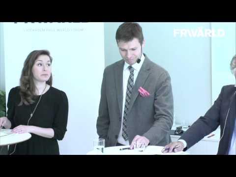 [HD] Boklansering: Fredens hav? Ökade spänningar kring Östersjön