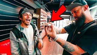 Magician Uses RARE Magic Tricks!!