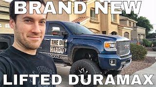 DENALI DURAMAX BUILD BREAK DOWN