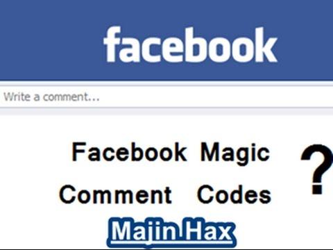 Facebook comments trick-14 codes