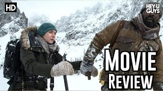 The Mountain Between Us Movie Review | Kate Winslet | Idris Elba - TIFF17
