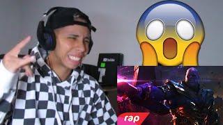 REACT Rap do Thanos (Vingadores: Ultimato) - EU SOU INEVITÁVEL | NERD HITS