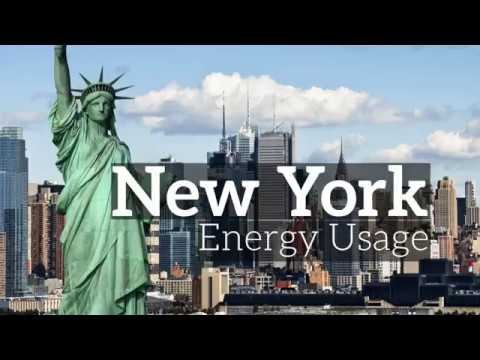 Residential Energy Usage in New York