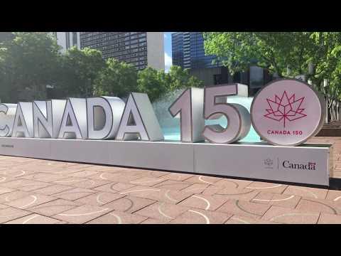 Canada 150 || EDMONTON in 4K (2017) || Explore Edmonton || Teaser