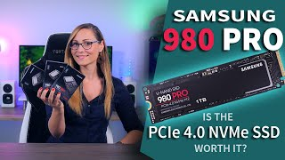Samsung 980 PRO Review - Samsung's First PCIe Gen4 SSD