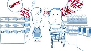 New Atkins Animation - Why the Atkins diet really works