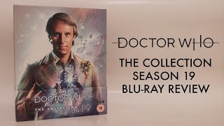 Doctor Who: The Collection: Season 19 Blu-Ray Review