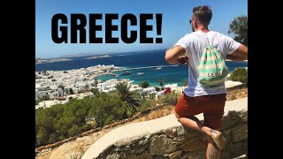 Our Trip To Greece