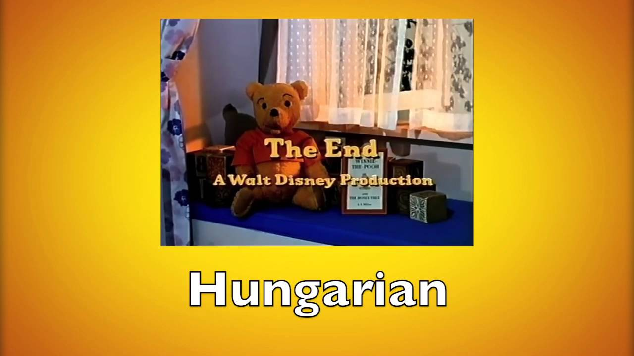 Winnie The Pooh And The Honey Tree Closing Theme Song
